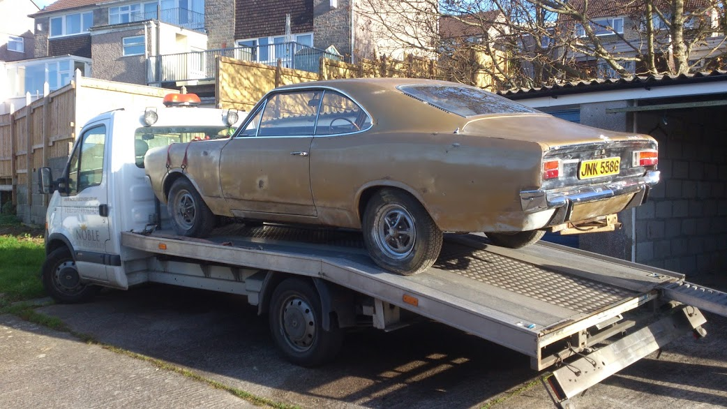 69 Opel Rekord Sprint Newb Saying Hello And Welcome Opel Manta Owners Club
