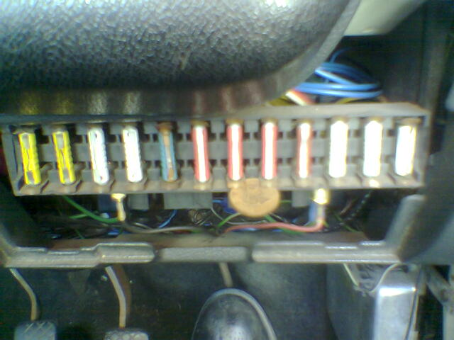 Interesting Injector Issue 86 Gte Basic Tech Help Opel Manta Owners Club