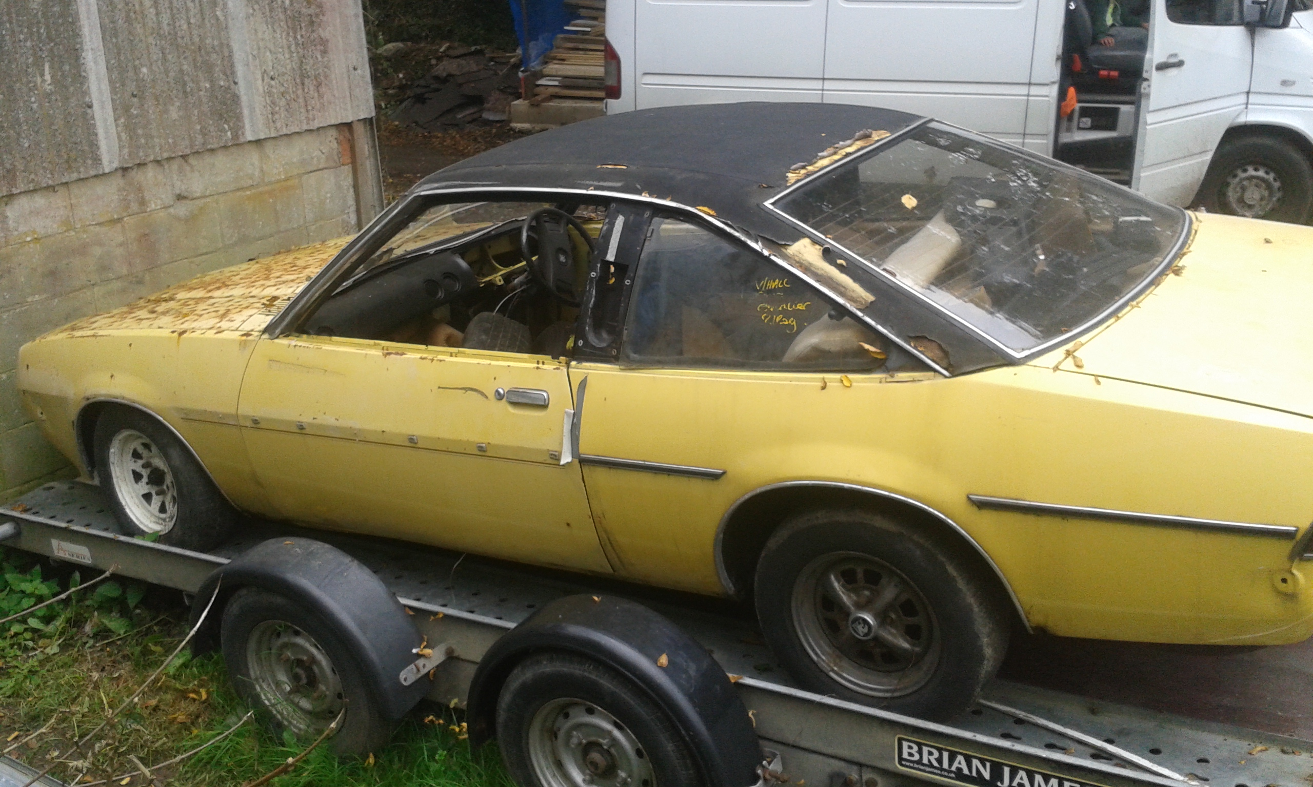 mk1 vauxhall cavalier 79 coupe - Cars For Sale - Opel Manta Owners Club