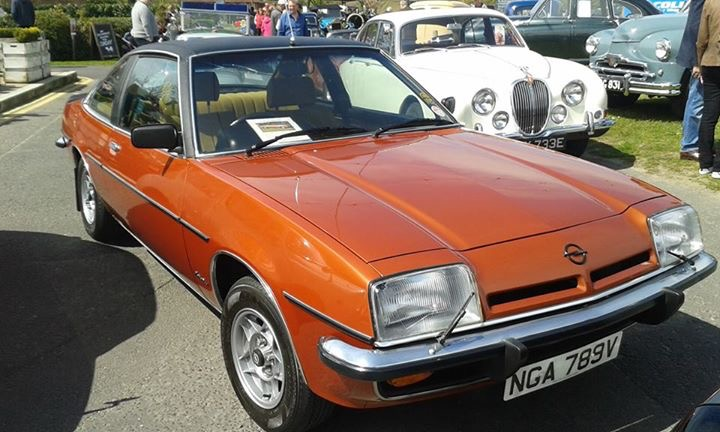 Sold opel manta b coupe 2 0 sr berlinetta 26k miles from new cars for sale opel manta - Opel manta berlinetta coupe ...