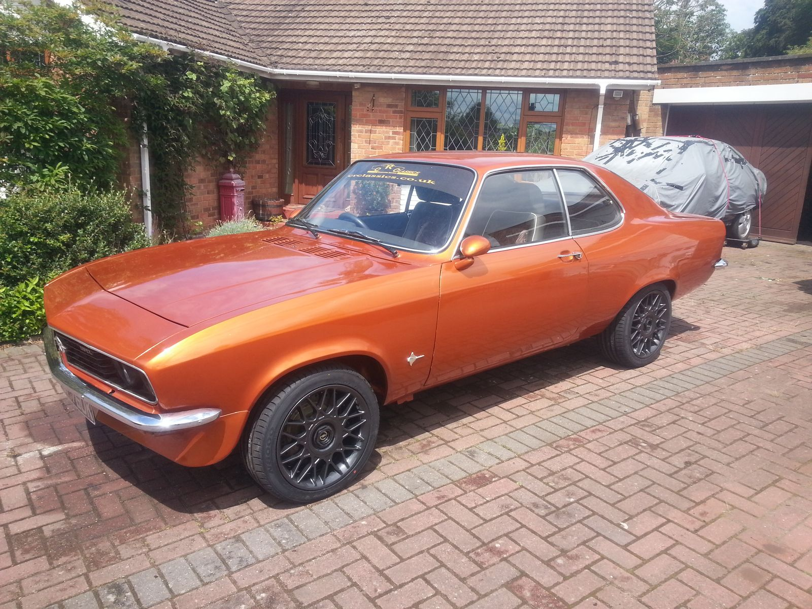 Hello Saying And Welcome Opel Manta Owners Club 1973 Interior Tn 20160706 124453