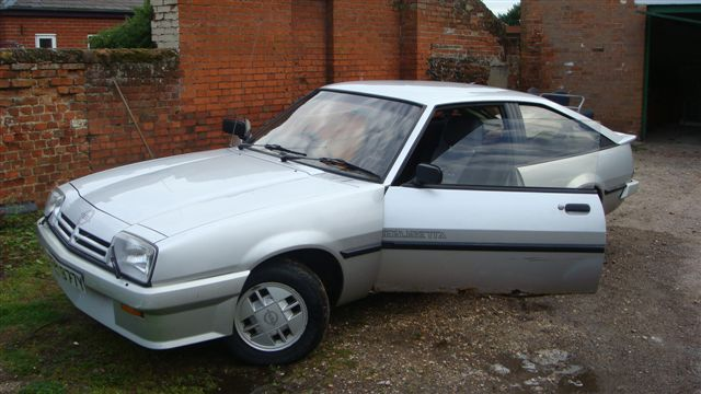 1981 y reg berlinetta coupe for sale saying hello and welcome opel manta owners club - Opel manta berlinetta coupe ...